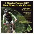 I Marcha Popular BTT San Martín de Cardo 2017