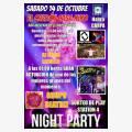 I Night Party en El Cherón - Casa Kiko 2017