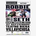 """Concierto Benéfico: """"Robbie & Seth"""""""