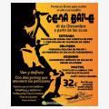 Cena-baile en Prau La Chalana