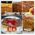 Jornadas Gastronómicas del Cachopo en el Restaurante Arbichera