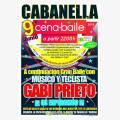 Cena-baile en Cabanella