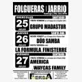 Fiestas de Santa Ana y Santiago Folgueras - Jarrio 2018