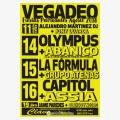 Fiestas Patronales de Vegadeo 2018