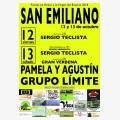 Fiestas del Rosario 2018 en San Emiliano