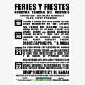 Fiestas de Nuestra Señora del Rosario 2018 en San Julián de Bimenes