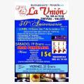 30 Aniversario del Restaurante La Unión - Gran parrillada