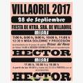 Fiesta de Nuestra Señora de Villaoril 2017