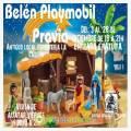 Belén Playmobil en Pravia - Navidad 2018/2019