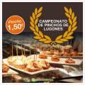 I Campeonato de pinchos de Lugones 2017