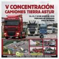 V Concentración de Camiones Tierra Astur 2018