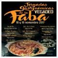 III Jornadas Gastronómicas de la Faba de Vegadeo 2017
