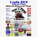 I Ruta 4x4 Villa de Tineo - Ruta del Choco de Tineo 2017