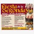 Fiesta de la Serondaya Cenera 2018