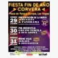 Fiesta de Fin de Año 2017 en Corvera