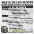 Fiestas de Las Flores 2018 en Las Pandiellas