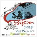 Semana Negra 2018 en Gijón