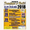 Fiestas de Somienes y Nalió 2018