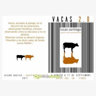 Exposición de Lucas Santiago: Vacas 2.0