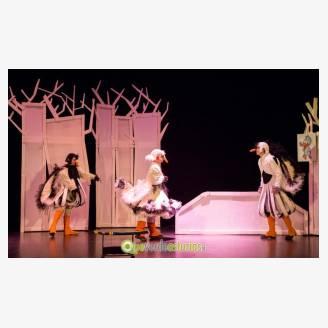 Teatro para gente menuda: El patito feo