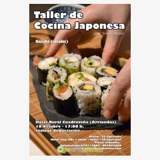 Cursos De Cocina En Asturias | Taller De Cocina Japonesa Cursos Y Charlas En Parres Asturias