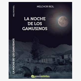 Presentación del libro: La noche de los gamusinos