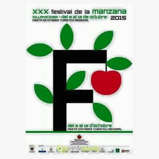XXX Festival de la Manzana Villaviciosa 2015