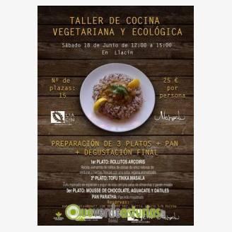 Taller de cocina vegetariana y ecol gica en el llac n - Cursos cocina asturias ...