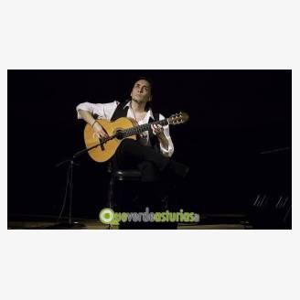Vicente Amigo en concierto en Gijón