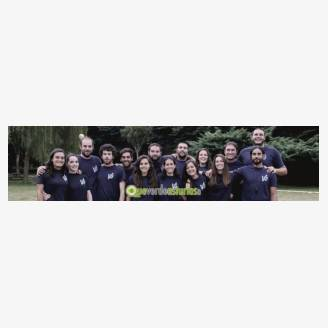 Campamento de verano baloncesto Vegadeo 2015 - Econvive
