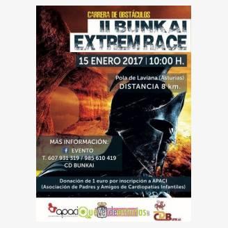 II Carrera de Obstáculos Bunkai Extreme Race 2016