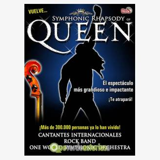 Symphonic Rhapsody of Queen / Gijón