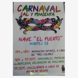 Carnaval infantil navia 2017 actividades infantiles en - Carnaval asturias 2017 ...