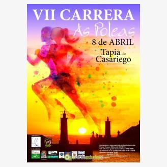 VII Carrera As Poleas - Tapia de Casariego 2017