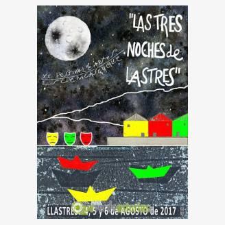 Las Tres Noches de Lastres - XIX Festival de Artes Escénicas en la Calle