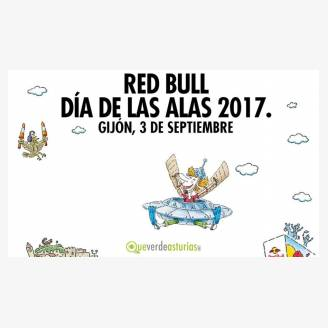 Día de las Alas Red Bull - Gijón 2017