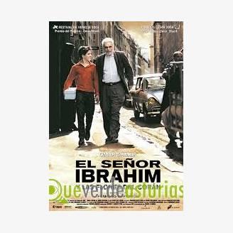 """Ciclo """"Imágenes para pensar"""" - El señor Ibrahim y las flores del Corán"""