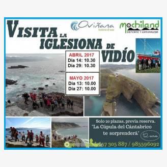 Visita a la Iglesiona del Cabo Vidio