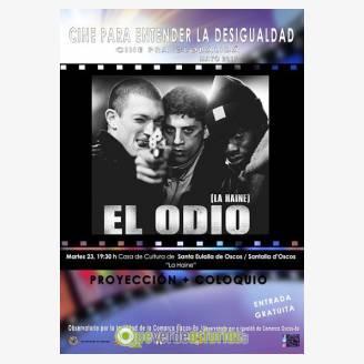 Ciclo de cine por la desigualdad - El Odio