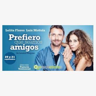 Prefiero Que Seamos Amigos - Teatro Fiestas de San Mateo Oviedo 2017