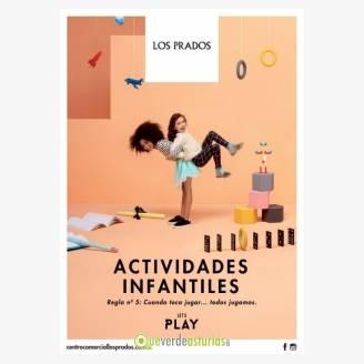 Actividades Infantiles en los Prados - Oviedo 2017