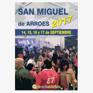 Fiestas de San Miguel Arroes 2017
