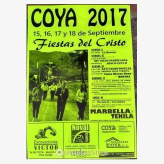 Fiestas del Cristo Coya 2017