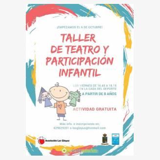 Taller de Teatro y Participación Infantil - Navia 2017
