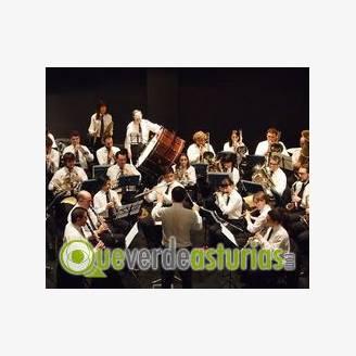 """Concierto de la Banda de música """"Villa de Jovellanos"""": Melodías de Hollywood"""