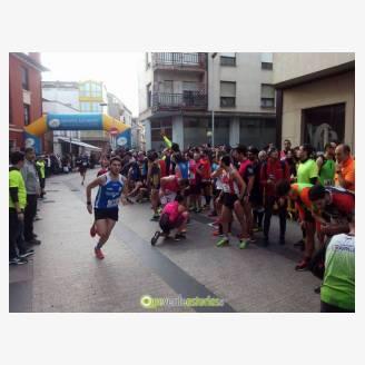 Media Maratón Marinera de Luanco por relevo