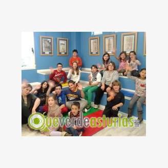 Club de Lectura Infantil. La Camocha