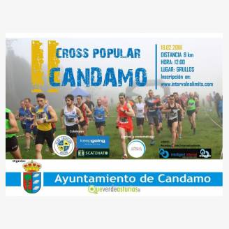 II Cross Popular Candamo 2018