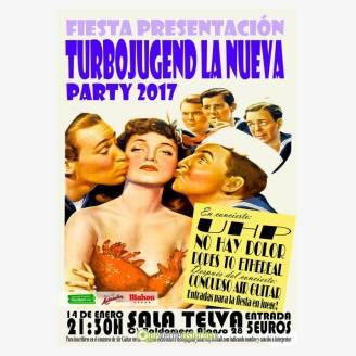 Fiesta presentación Turbojugend La nueva Party 2017