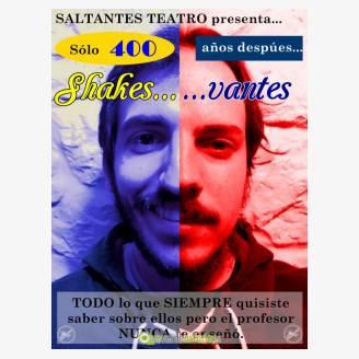 ¡Shakes-Vantes! Shakespeare y Cervantes. Todo lo que siempre quisiste saber sobre ellos y el profeso